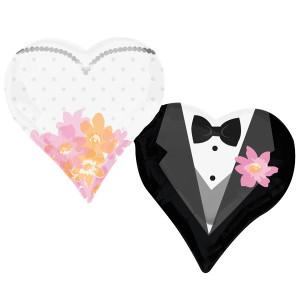 Hochzeit Doppel Herz